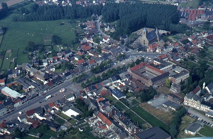 Centrum Sint Lievens Houtem Jaren