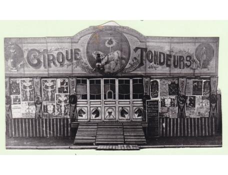Circus Tondeurs rond 1925