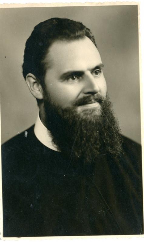 Pater Alfons Mabilde