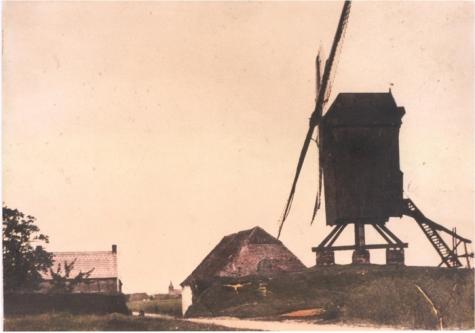 Korenwindmolen, Oosterzele