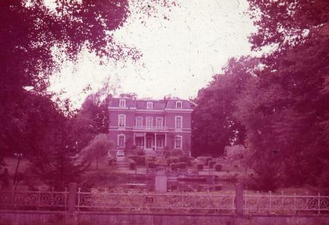 Kasteel van Moortsele, jaren 1970