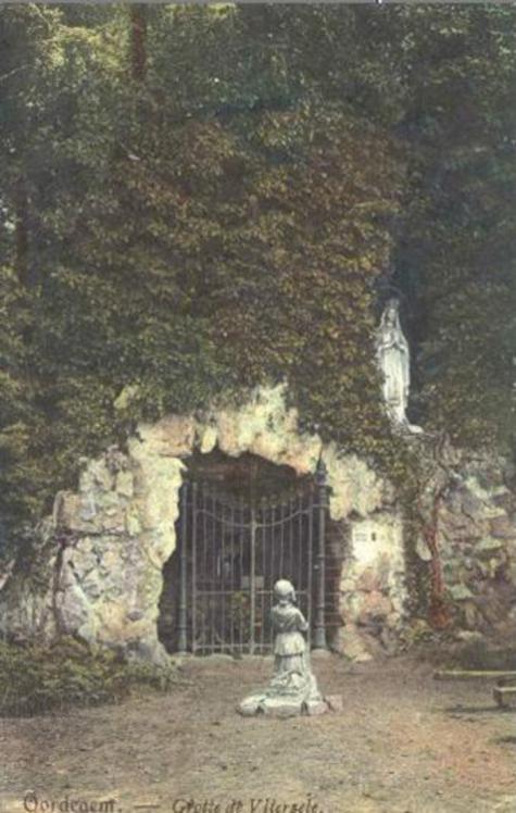 Maria grot te Vlierzele, Sint-Lievens-Houtem