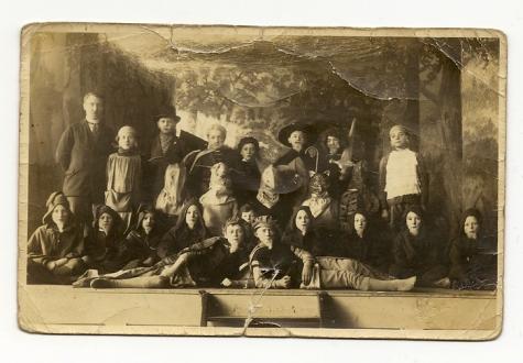 Jongensschool Scheldewindeke, na toneelopvoering
