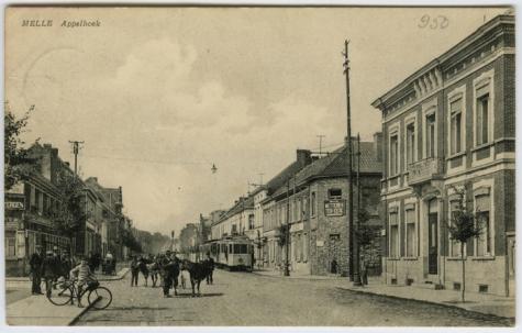 MELLE Appelhoek