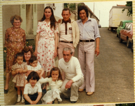 Op vakantie, Clairvaux, 1970-1980