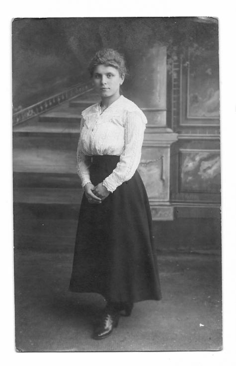 Portret van Alice De Canck, Balegem