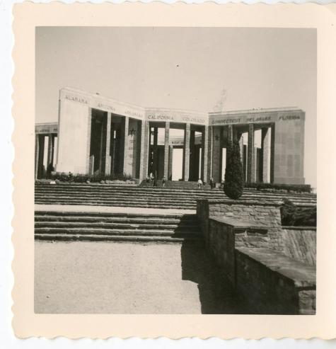 Chiro Melle, Mardasson memorial, Bastenaken, 1962