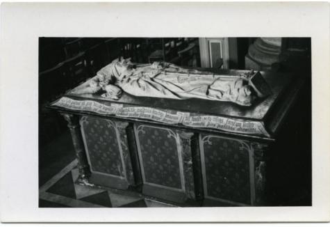 Praalgraf Heilige Livinus, Sint-Lievens-Houtem, datum?