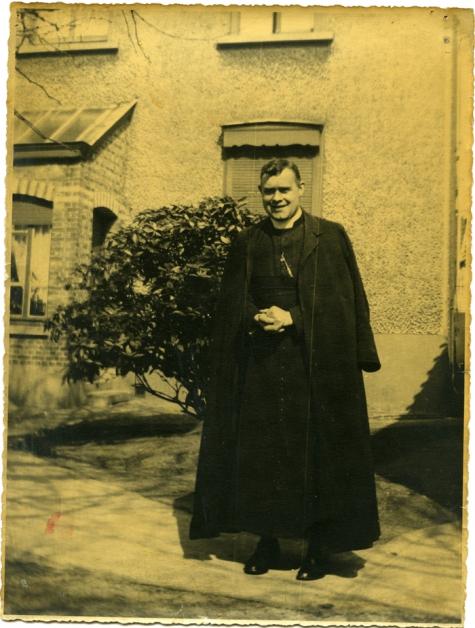 Pastoor Richard De Moor, Sint-Lievens-Houtem