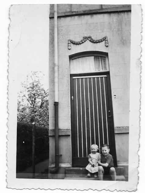 Geboortehuis Lydie Van Cauwenberge, Balegem