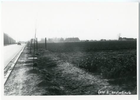Straatbeeld Windekekouter, Scheldewindeke, 1977-1980