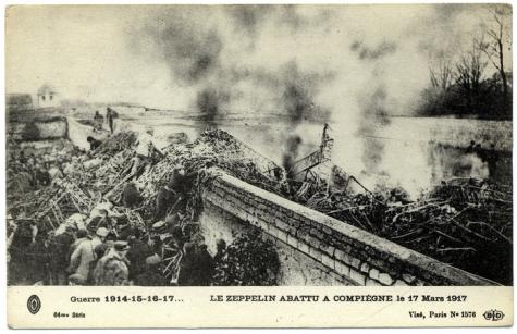 Compiegne, 1917