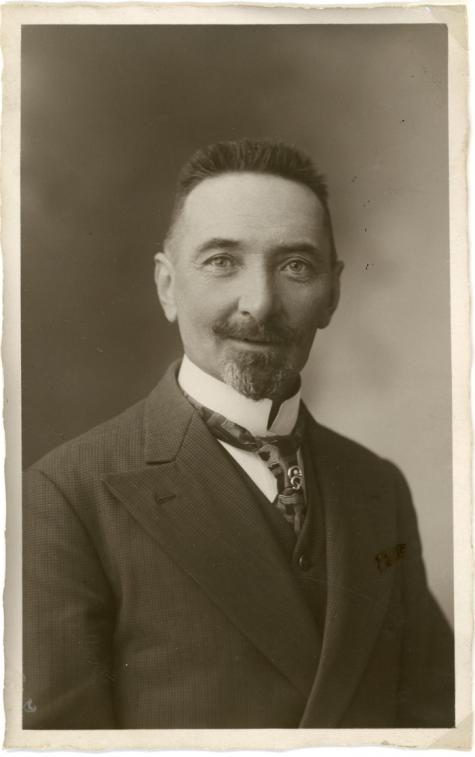 Afscheid Pater De Ridder, Sint-Lievens-Houtem, jaren 1955-1960