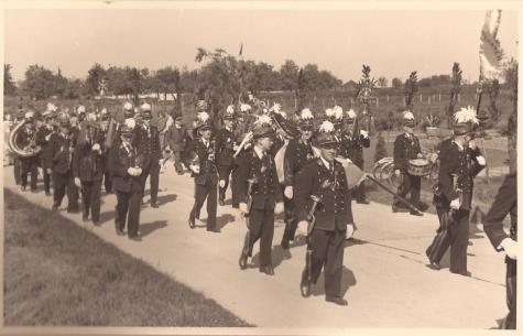 Muziek uit Antwerpen, Livinusfeesten, Sint-Lievens-Houtem, 1957