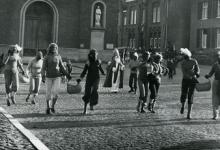 Sinterklaasfeest, Munte, 1978