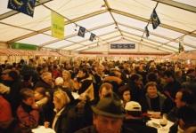 Thematent Houtem Jaarmarkt, Sint-Lievens-Houtem, 1995