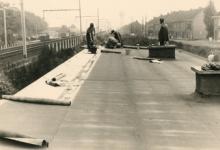 Chiro Melle, roofing branden, Melle, 1959