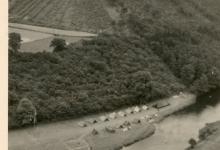Chiro Melle, de kampplaats in Maboge, 1961
