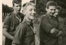 Chiro Melle, Ardennen, 1962