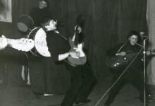 Chiro, The Beatles, Melle, 1963