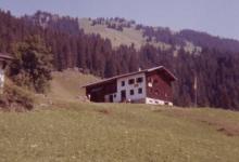 Chiro Melle, heem van de Sint Paulusjeugdkampen, Bach, Oostenrijk, 1964