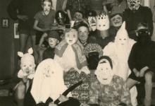 Chiro Melle, carnavalfeest, Melle, 1965?