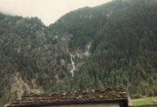 Chiro Melle, verblijplaats , Martellodal, Zuid Tirol, 1966