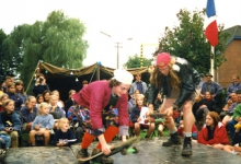 Startdag chiro Geertrui, Melle, 2000