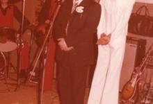 Toespraak voorzitter oudercomité chiro Geertrui, Melle, 1977