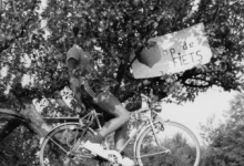 Boomfiets chiro Melle, Frankrijk, 1979