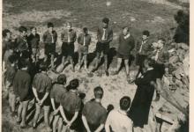 Opening chiro Melle in het buitenland, 1960-1965