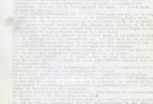 Artikel over het groepsfeest chirojongens Scheldering, Melle, 1972