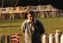 Proost chiro Geertrui, Melle, 1982