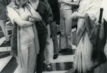 Chiro Geertrui in Madame Tussaud, Amsterdam, 1980-1982