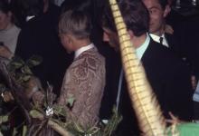 Chiro Melle Geertrui. Wildfestijn en bal in de parochiezaal van Melle, 1968.