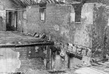 Schade aan de slaapvertrekken van het OLV-Visitatieklooster van Sint-Amandsberg, 1915