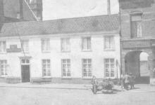 Sint-Amandsberg voormalige herberg Macaco, 1900