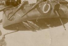 De Zeppelin populair bij soldaten, 1920