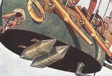 Militair gebruik zeppelin, 1909