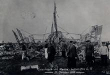 Neergestorte zeppelin LII, 1913