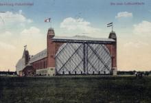 Zeppelin loods Hamburg, 1914