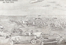 De Duitse stormloop naar Parijs, 1914