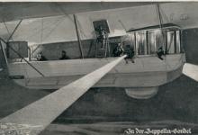 In de zeppelingondel, 1914