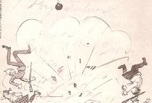 Onze zepps hebben een inslaand effect, 1915