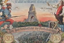 100 jaar vrijheidsoorlogen 1813-1913