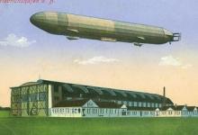 Zeppelinloods Friedrichshafen