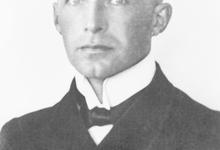 Peter Strasser, 1915