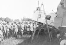 Neus van een Gotha Vliegtuig, 1915