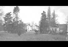 Kasteel ter Linden, Melle, 1917