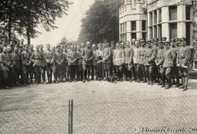 KAGOHL 3 voor kasteel Drory, Merelbeke, 1917